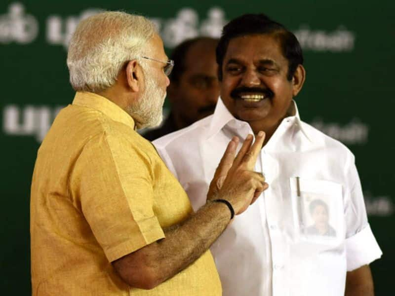 Local body election bjp candidate nomination against admk