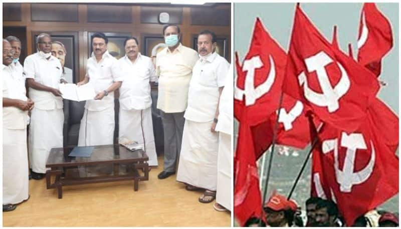 What are the CPM contesting constituencies?