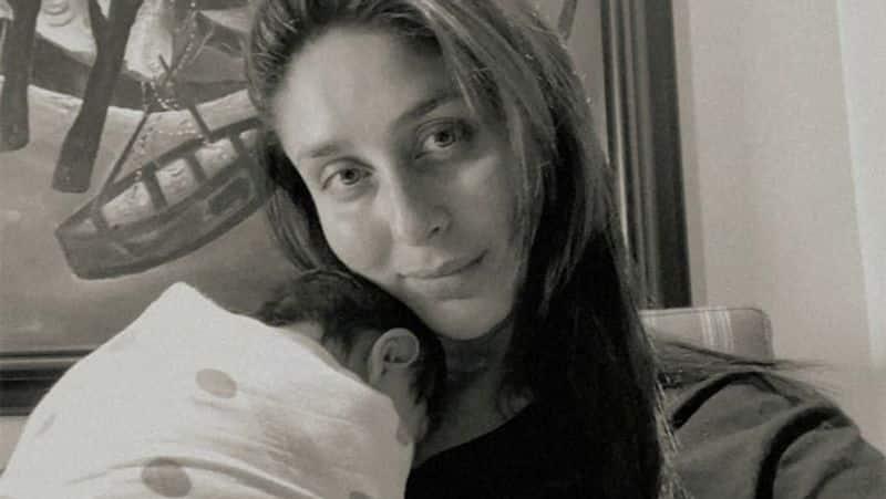 <p>শেয়ার করলেন তাঁর নবজাতক সন্তানের ছবি। মুহূর্তে তা নেট দুনিয়ায় হয়ে উঠল ভাইরাল।&nbsp;</p>