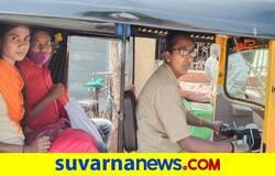 <p>Auto Driver Nandini</p>