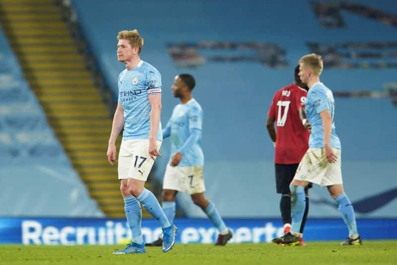 <p>City was beaten after a 28-game unbeaten streak across competitions. It remains City's joint-best run to date.</p>