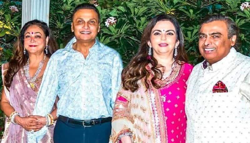 Lifetime Of Togetherness: Tina Ambani wedding Anniversary Wishes to  Mukesh Ambani and his Wife