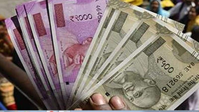 Bank Deposit 6 lakh Instead of Rs 6,000 to Account in Davanagere grg
