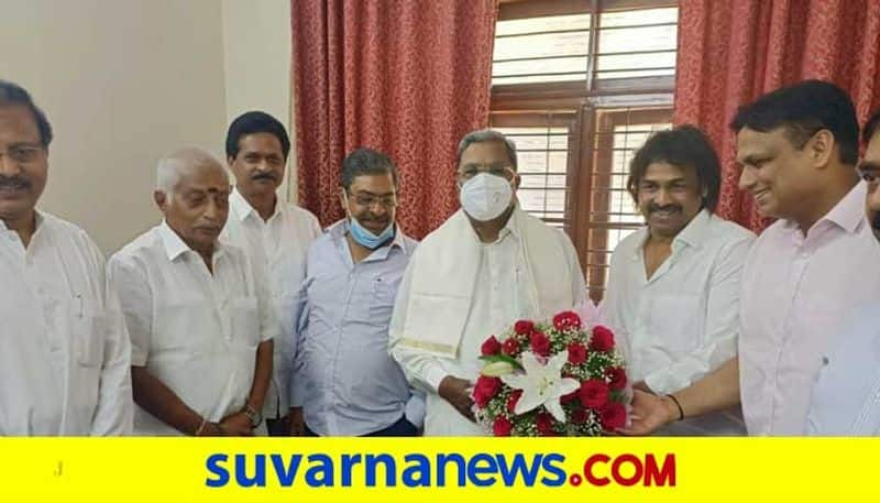 Ex JDS MLA Madhu Bangarappa Gives Clarification about Why Joined Congress rbj