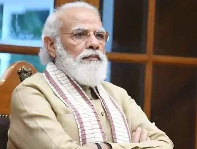 Eshwar Khandre Slam PM Narendra Modi Government grg