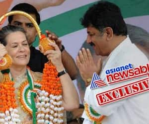 Exclusive interview with Congress leader DK Shivakumar-YCB