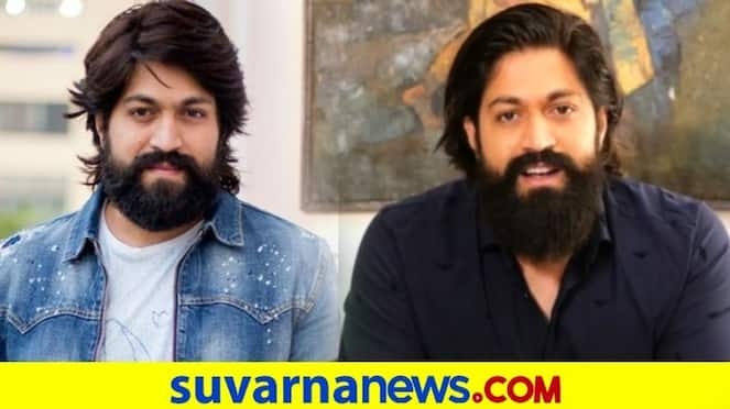 Kannada actor yash hits 5 million followers on Instagram vcs