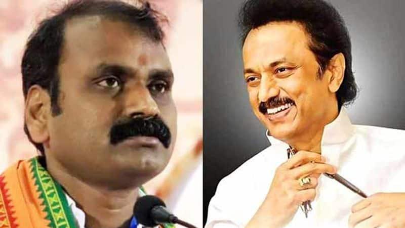 Stalin is not responsible... he is to be in Kodaikanal during the Corona period..? L. Murugan is furious ..!