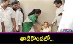 ysr congress party 11th formation day celebrations at thadikonda