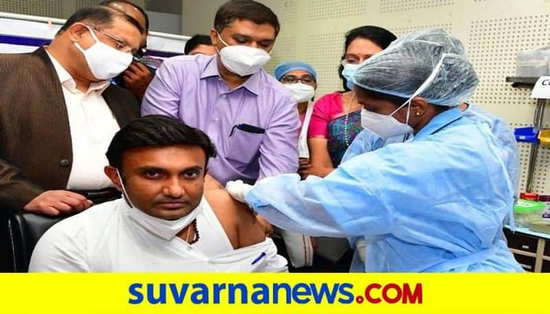 Minister K Sudhakar React on Lockdown in Karnataka grg
