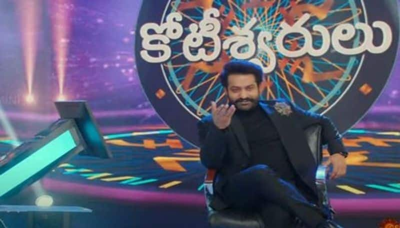 Jr NTR reacts on his political entry