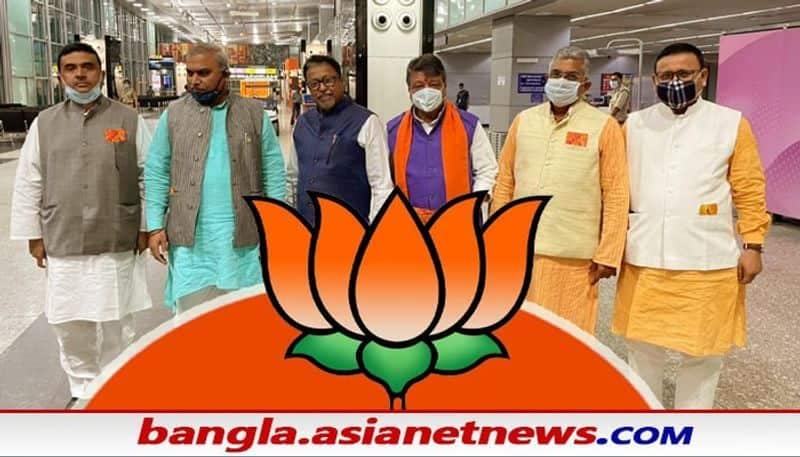 WB assembly elections BJP candidate list to be finalized today RTB