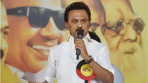 DMK leader MK Stalin meeting with officials at today evening