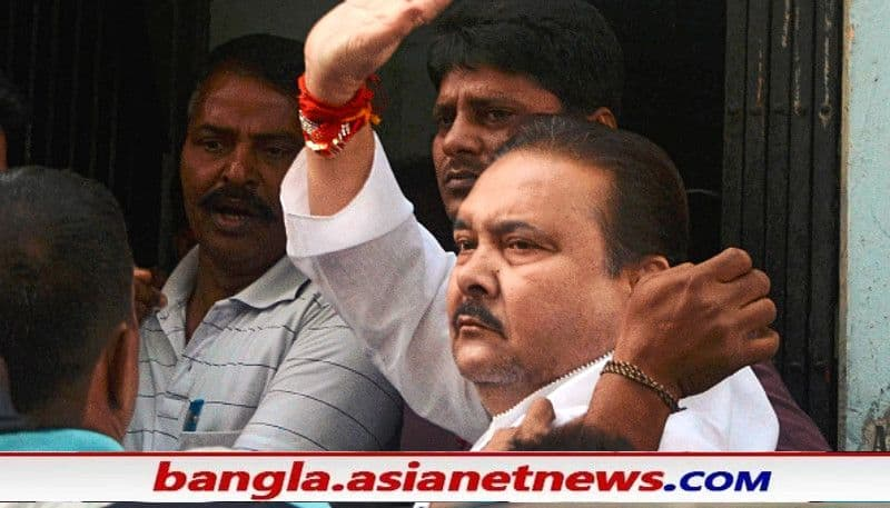 TMC candidate Madan Mitra appeared in front of ED in Sarada scam bsm