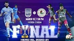 <p>ISL Final match</p>