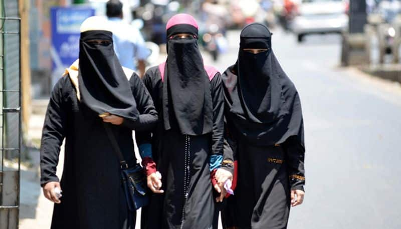 Burqa Should be banned in India says uttar pradesh minister anand swaroop shukla ckm