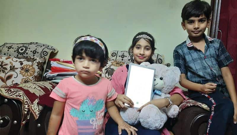 minister ktr thrilled at birthday baby nabila response ksp