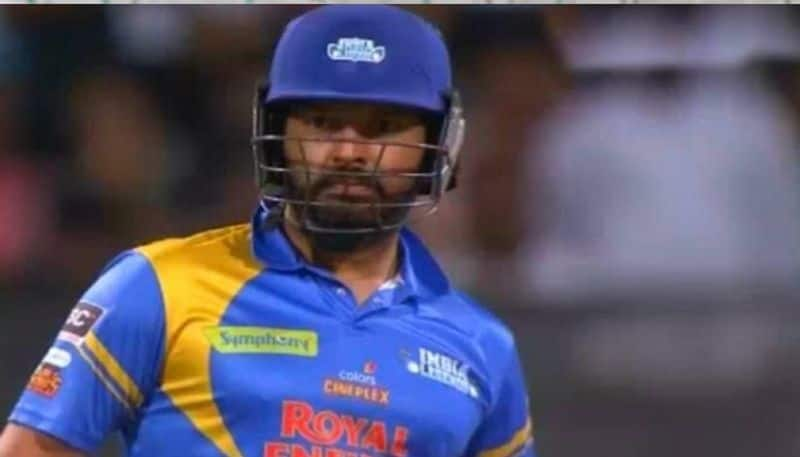Watch Yuvraj Singh smashes 4 sixes in a row in Road Safety World Series 2021