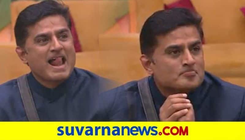 Hugging star Prashanth sambaragi warned
