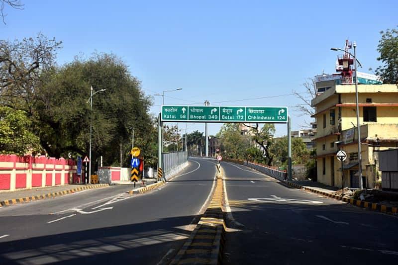 Maharashtra Nagpur enters seven day complete lockdown pod