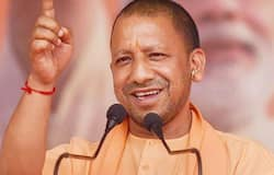 <p>West Bengal elections, Yogi Adityanath, Yogi Adityanath rally in Bakura</p>