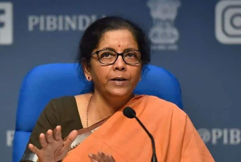 Nirmala clarifies Income of Indians working in Gulf countries exempt from tax in India-VPN