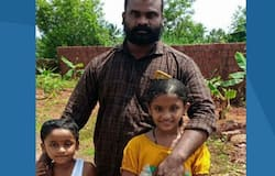 <p>Father and children found dead Kasaragod</p>