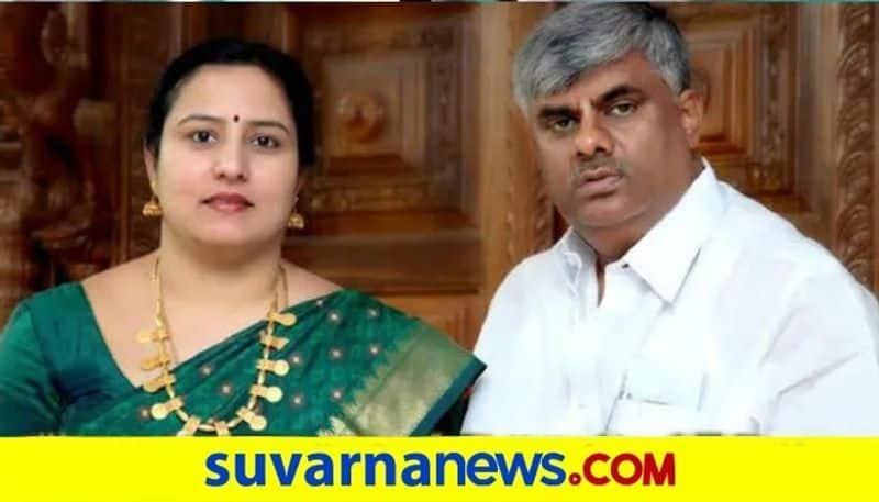 bhavani Revanna speaks about hassan zp election snr