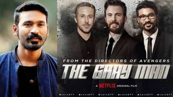 artist dhanush hollywood the gray man shooting completed