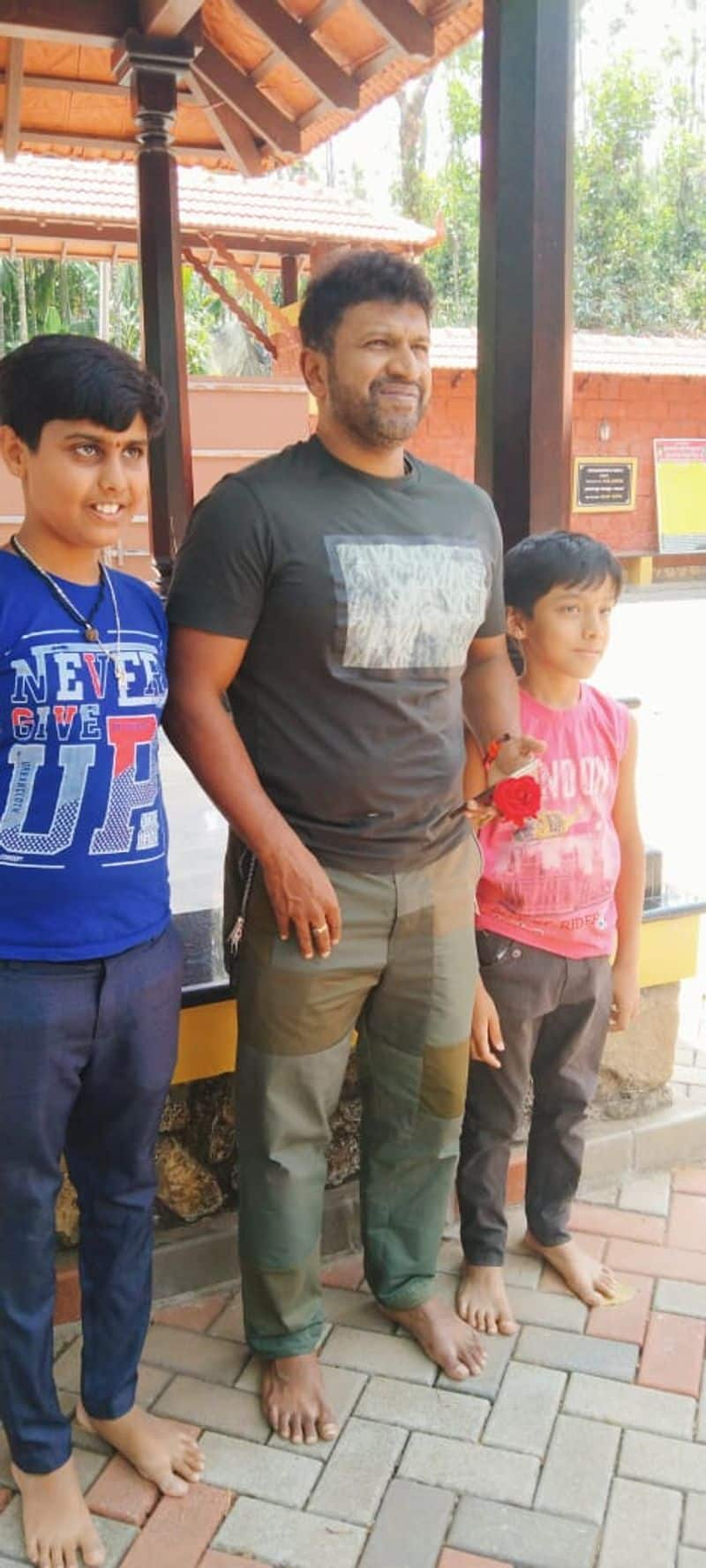 <p>46ನೇ ವಸಂತಕ್ಕೆ ಕಾಲಿಟ್ಟ ಪುನೀತ್ ರಾಜ್ಕುಮಾರ್.</p>