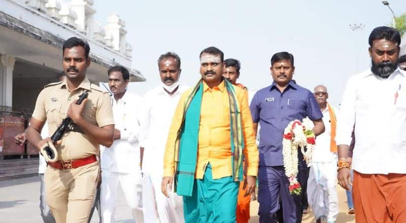 BJP will win all the 20 constituencies in the election ... BJP leader L. Murugan..!