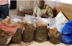 <p>Marijuana arrest</p>