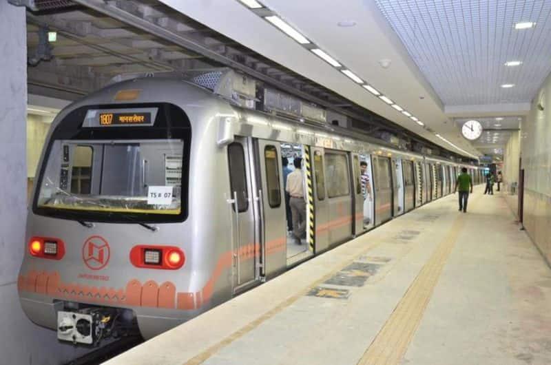 AP Metro Rail MD Rama krishna Reddy resigns