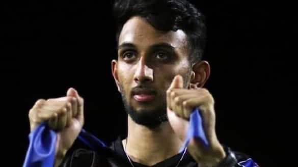 kkr fast bowler prasidh krishna tested corona positive