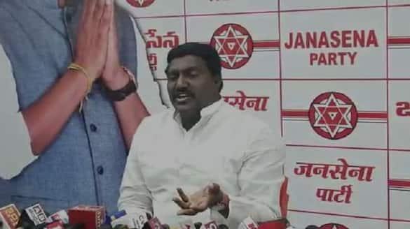 janasena leader venkata mahesh allegations on vellampally, vijayawada mayor akp