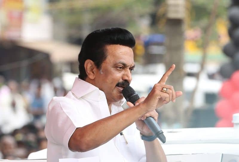We will not back down from our promises... MK Stalin speech