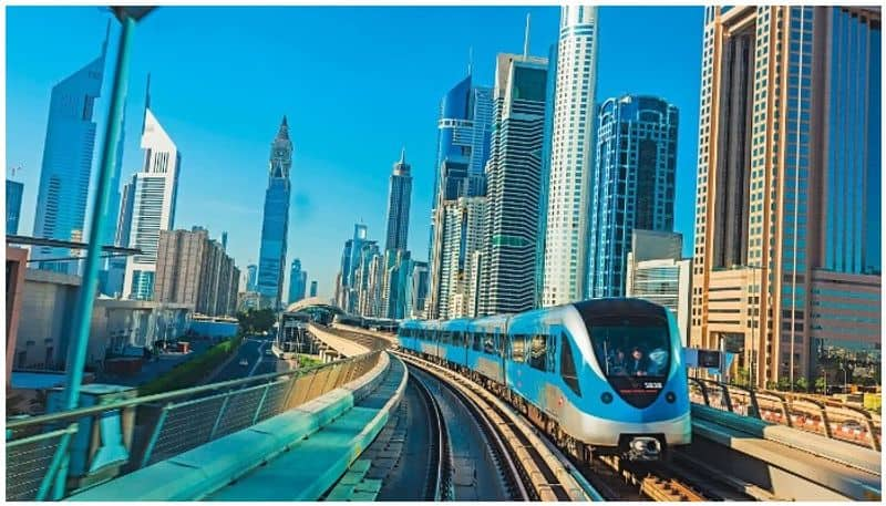 RTA changes company for Dubai Metro and the tram operations
