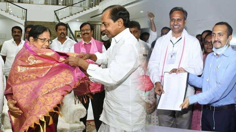 Surabhi vani devi may be the chair person of Telangana legislative Council