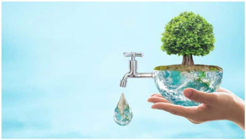 Each drop of water is precious World Water Day