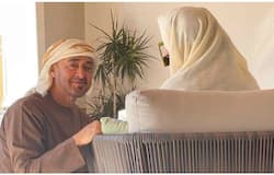 <p>Sheikh Mohamed Bin Zayed shares photo with mother</p>