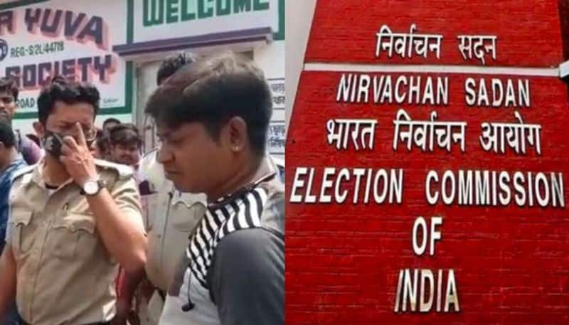 Election Commission wants report within 48 hours on the death of a child in bomb blast at Burdwan spb