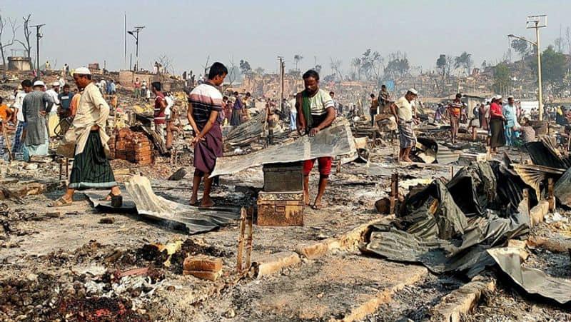 center against rohingyas