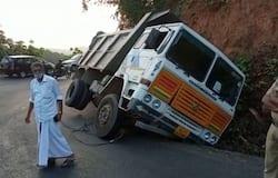 <p>Lorry Accident</p>