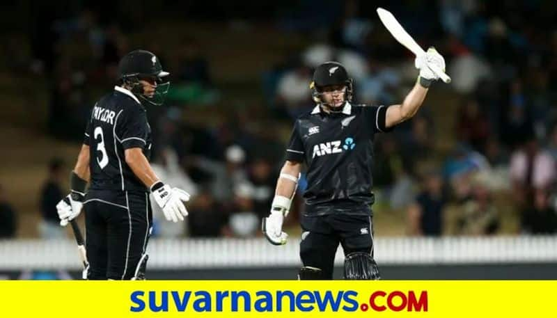 New Zealand Beat Bangladesh by 5 Wickets in Christchurch Clinch the ODI Series kvn