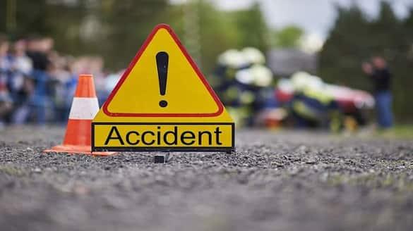 road accident in panjagutta, student dead - bsb
