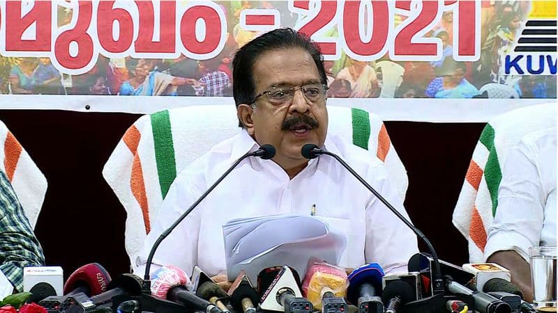 chennithala allegation on irregularities in voters list alleges fraud
