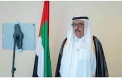 <p>Sheikh Hamdan bin Rashid</p>