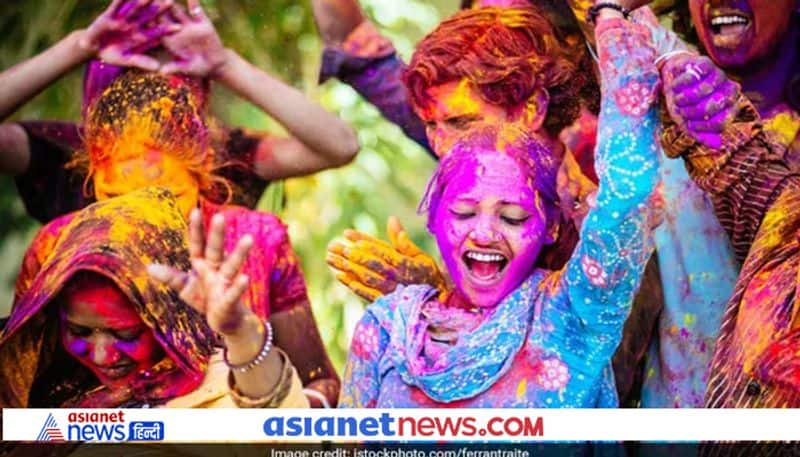 the special story of holi festival