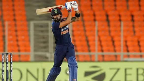 IPL 2021: RCB's Virat Kohli smashes chair following dismissal against SRH, gets reprimanded-ayh