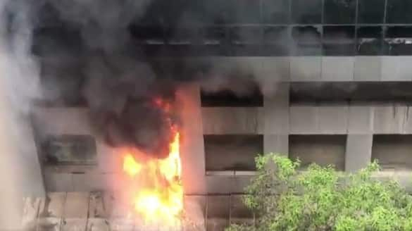13 Covid Patients In ICU Killed In Maharashtra Hospital Fire BJC
